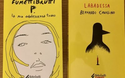 LABADESSA, FUMETTIBRUTTI E I L'IMPORTANZA DEL FUMETTO