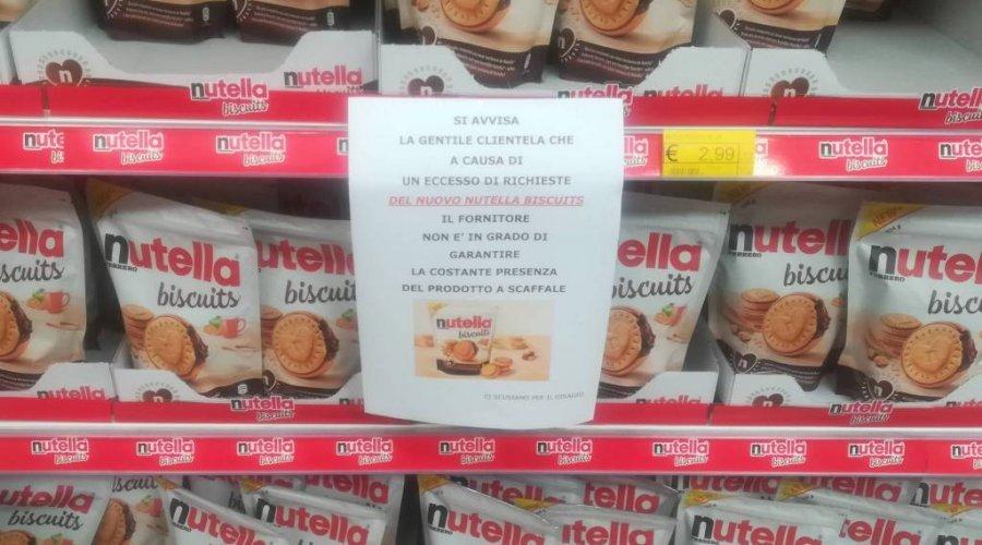 I NUTELLA BISCUITS FANNO (VERAMENTE) BENE ALLA FERRERO?